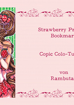 Cover: Strawberry Princess ☆ Copic Colo-Tutorial