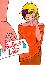 Cover: Perfect Liar