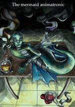 Cover: The Mermaid Animatronic