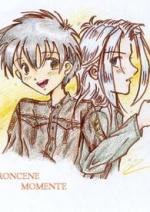 Cover: Broncene Momente