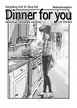Cover: Dinner for you