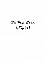 Cover: Be My Star (Light)