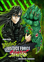 Cover: Infamous Justice Force Strikers