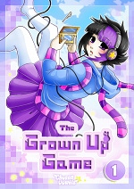 Cover: The Grown Up Game (Mangaversion)