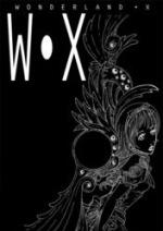 Cover: W o n d e r l a n d • X