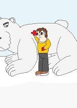 Cover: Der Grummelige weise Eisbär