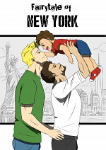 Cover: Fairy tale of New York