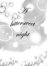Cover: A bittersweet night