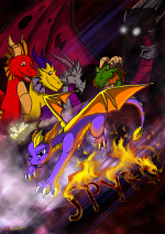 Cover: Spyro - A New Beginning