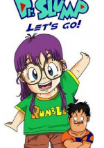 Cover: Dr. Slump - Let's go!