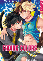 Cover: Fading Colors