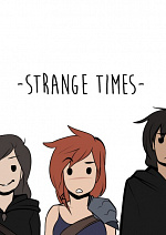 Cover: elderscrools_strange times