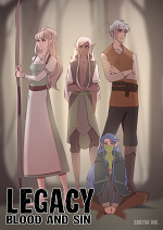 Cover: Legacy: Blood and Sin