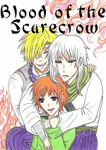 Cover: Blood of the Scarecrow