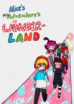 Cover: Alice's MisAdventures in Wonderland