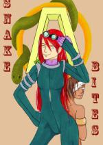 Cover: Alpha to Omega - Snake Bites