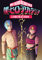 Cover: My Hero Academia: Liberation