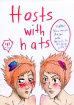 Cover: Hosts with hats