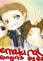 Cover: Supernatural in Fangirl's Eyes