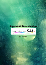 Cover: Augen- und Haarcoloration in Easy Paint Tool SAI