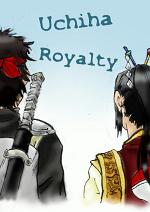 Cover: Uchiha Royalty AU