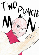 Cover: Two Punches Man