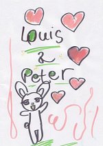 Cover: Louis und Peter