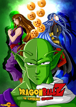 Cover: Between two Souls - a Dragonball Story