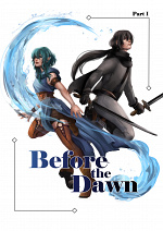 Cover: Before the Dawn