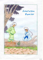 Cover: InuYasha Junior