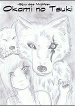 Cover: Bijuu des Wolfes ~Okami no Tsuki~