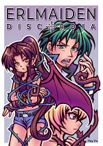 Cover: Erlmaiden Discordia