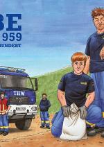 Cover: ELBE PEGEL 959 - Ein kurzes Jahrhundert (Leseprobe)