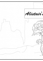 Cover: Alistair´s Rose