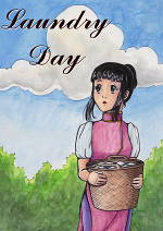 Cover: Laundry Day