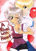 Cover: A Rival with Heart (DJG)