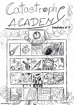 Cover: The Foundation of 19: Catastrophe Academy