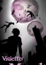Cover: Violetter Mond