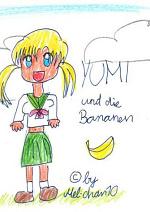 Cover: Yumi und die Bananen