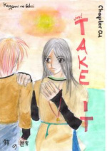 Cover: #*~-Kagami no Sekai-~*#
