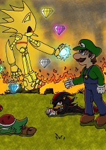 Cover: Super Mario Brothers Z - The Last Stand