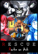 Cover: Rescue - Rache an Ash