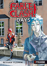 Cover: Fable Clash! DAYS (Leseprobe)