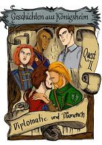Cover: Königsheim Quest2: Diplomatie und Dämonen