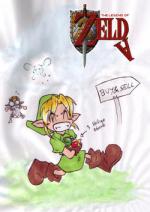 Cover: Zelda - Comicstrips