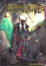 Cover: Shinduago Thalackz'hind - Surface Raid
