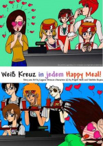 Cover: Weiß Kreuz in jedem Happy Meal!