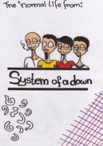 Cover: The normal Life from System of a down