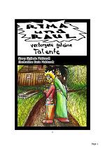 Cover: Rima und Raul - verborgene geheime Talente
