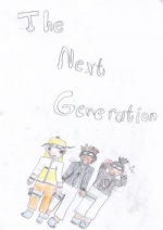 Cover: Naruto The Next Generation